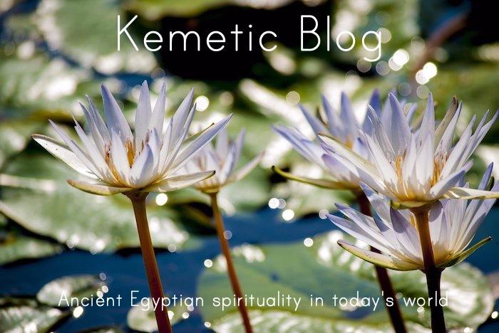 Kemetic Blog