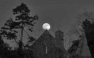 Full Moon Kemetic Halloween