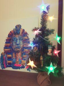 Kemetic Christmas Tree