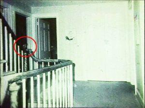 Amityville Horror little boy stairs